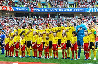 Belgium at the FIFA World Cup