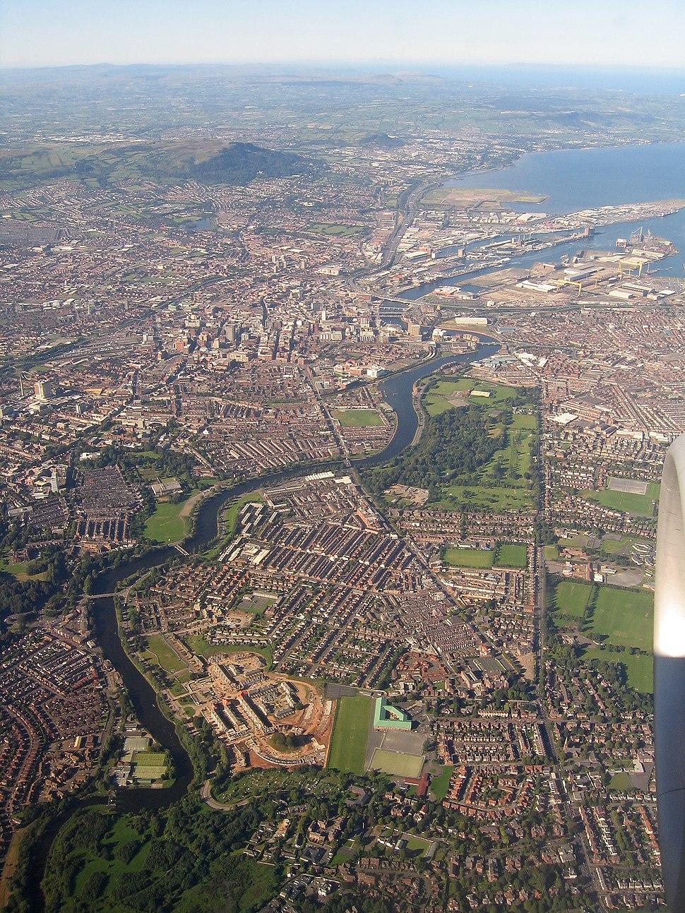 Belfast Aerial