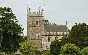Belton, Lincolnshire - Image: Belton Church South
