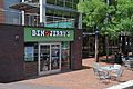 Ben & Jerry's shop at the Urban Center Plaza, Portland State University.jpg