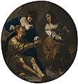 Bernardo Cavallino - Lot e le sue figlie (anni 1640).jpg