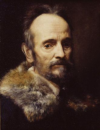 Bernardo Davanzati - Bernardo Davanzati, portrait by Cristofano Allori