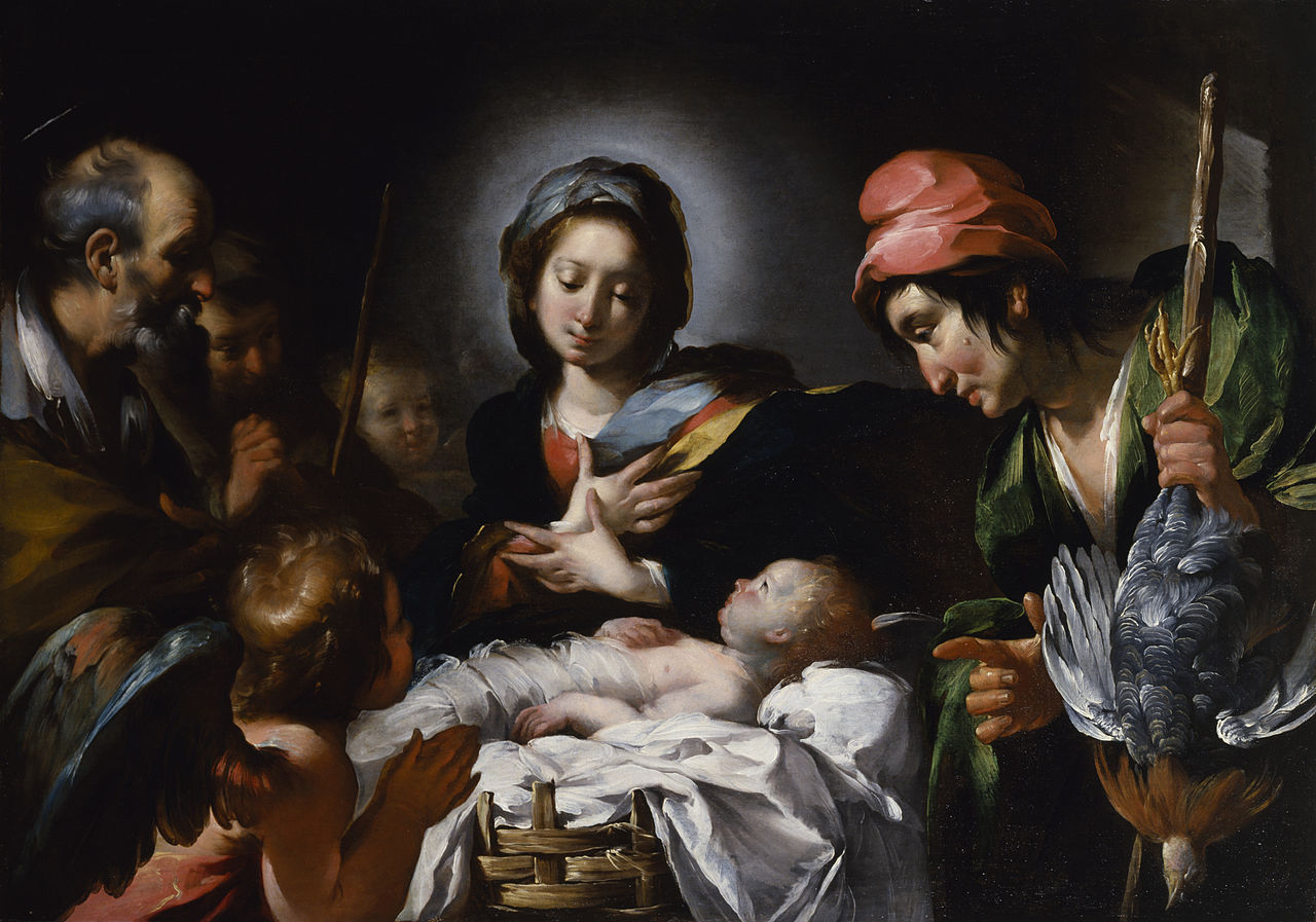 Nativity Paintings By The Masters