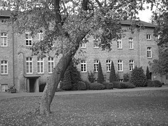 Bernburg Euthanasia Centre - Extermination wing