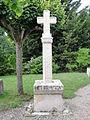 Berneuil (Charente-Maritime) Croix.JPG