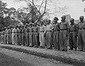 Bevrijding van Bagan Siapi-api (Sumatra). De Chinese Politie Keamanan te Bagan, Bestanddeelnr 15074.jpg
