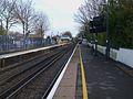 Bexley station look east.JPG