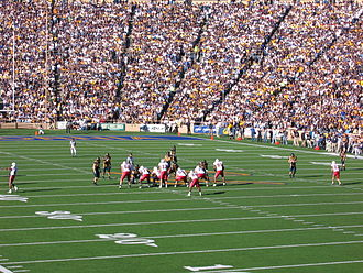 Pac-12 Conference - Big Game, 2004 between California and Stanford