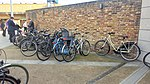 Bikes outside Paddington station 03.jpg
