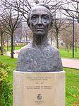 Bilbao - Parque de Ametzola - Monumento a Pasionaria 2.JPG