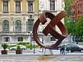 Bilbao - Variante ovoide de la desocupación de la esfera.JPG