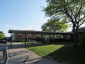 Billerica Memorial High School - Image: Billerica Memorial High School, Billerica MA