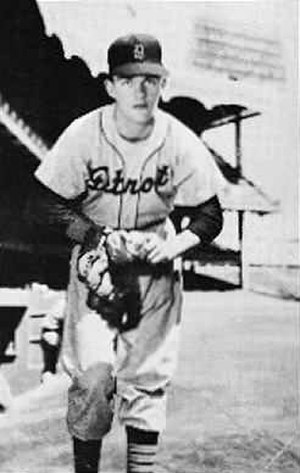 Billy Hoeft - Hoeft with the Tigers