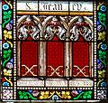Birac-sur-Trec - Église Saint-Georges - Vitraux -3.JPG