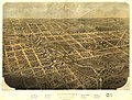 Birds eye view of the city of Albion, Calhoun Co., Michigan. LOC 73693419.jpg