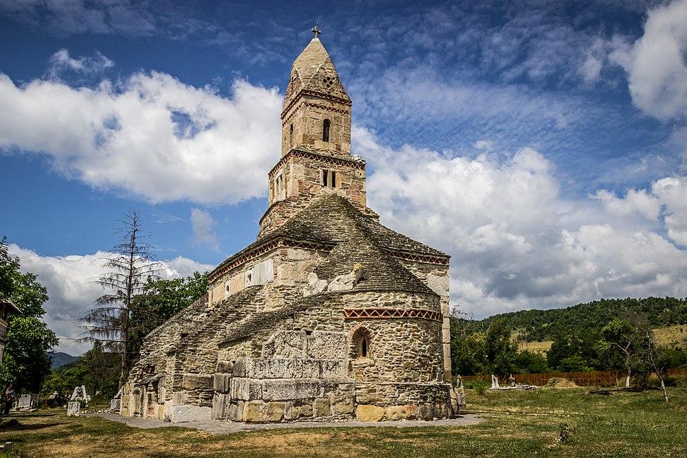 """Biserica """"Sf. Nicolae"""" sat Densuș, comuna Densuș, jud. Hunedoara"""
