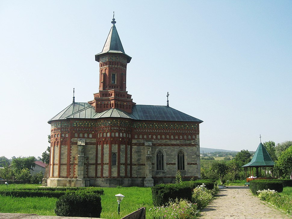 Biserica Sf. Gheorghe din Harlau7