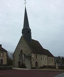 Bivilliers, Orne, église Saint Pierre bu 356.jpg