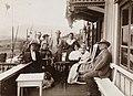 Bjørnstjerne Bjørnson med familie på Aulestad, 1897 (4432634042).jpg