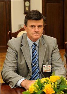 Blaž Kavčič (politician) Slovenian politician and economist