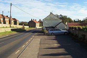 Ainderby Quernhow - Image: Black Horse, Ainderby Quernhow