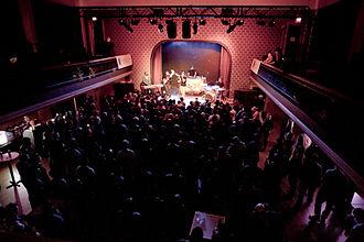 Black Milk - Performing in Toronto in 2012