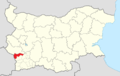 Blagoevgrad Municipality Within Bulgaria.png