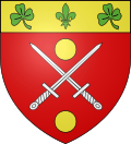 Armes d'Antheny
