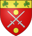 Blason de Antheny