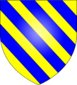 Blazon of William Forth.png