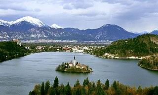 Municipality of Bled Municipality of Slovenia