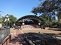 Bo Diddley Community Plaza (South face), Gainesville FL.JPG