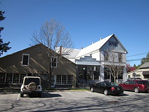 State College-DuBois, PA Combined Statistical Area - Image: Boalsburg, Pennsylvania