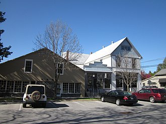 State College–DuBois, PA Combined Statistical Area - Image: Boalsburg, Pennsylvania