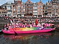 Boat 19 Ou(d)t & Proud, Canal Parade Amsterdam 2017 foto 6.JPG