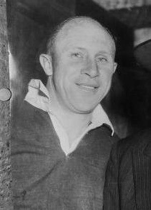 Bob Scott (rugby) - Image: Bob Scott 1955