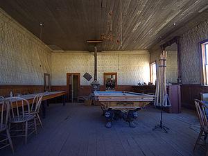 Bodie, California - A saloon