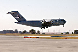 21st Airlift Squadron - 21st Airlift Squadron C-17A Globemaster III, 06-6154