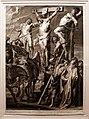 Boetius adamsz. bolswert, crocifissione (coup de lance), da rubens, 1631.jpg