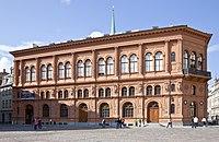 Bolsa de Riga, Letonia, 2012-08-07, DD 01.JPG