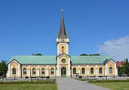 Borgholms kirke