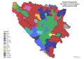 Bosnia and Herzegovina, municipal elections, 2008.png