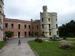 Bouchout Castle Court of Honour