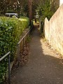 Bournemouth, another path into the Gardens - geograph.org.uk - 1703765.jpg