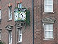 Bow, Minnie Lansbury memorial clock - geograph.org.uk - 863910.jpg