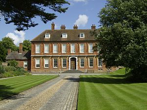 Grant Thornton International - Bradenham Manor in Buckinghamshire, England, owned by Grant Thornton as a training facility.