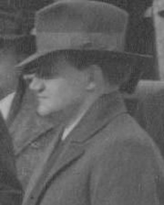 Heinrich Brandt - Heinrich Brandt, Oct 1930 in Jena