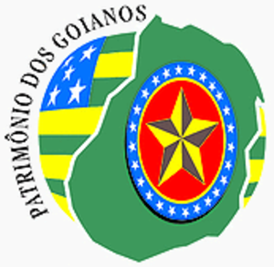 Military Police of Goiás State - Image: Brasão PMGO mini