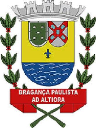 Bragança Paulista - Image: Brasão de Bragança Paulista