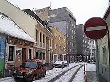 cffb5e7b1e3 Vysoká ulica (Bratislava) – Wikipédia